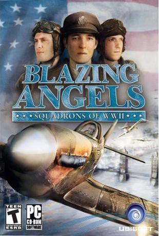 Descargar Blazing Angels Squadrons Of WWII [4CDs] por Torrent